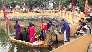 Làng quan họ quê tôi - Lễ Hội - Đình Làng Yên Nội