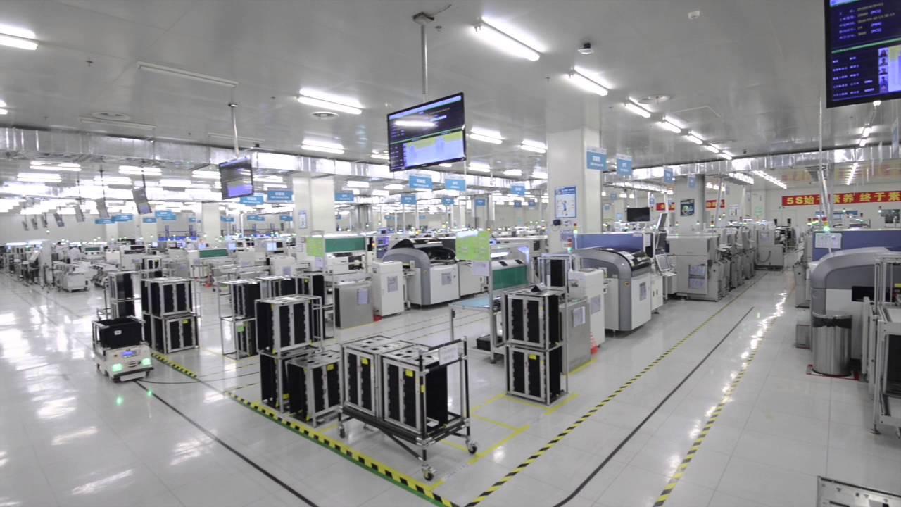 China S Robot Workforce Youtube