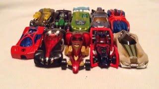Hot Wheels 2015 Marvel Ultimate Spider-Man Set!