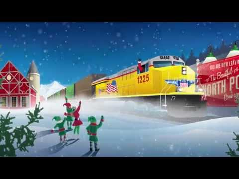 Happy Holidays from Union Pacific (2014)