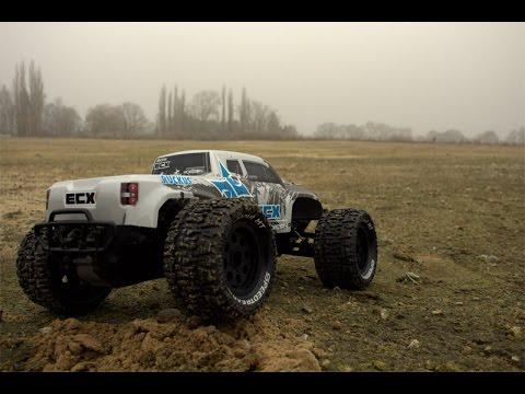 ECX Ruckus Monstertruck - Test Drive
