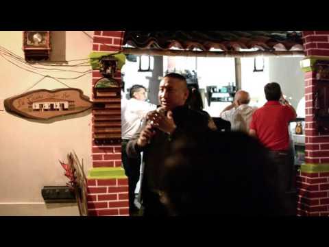 YO ME LLAMO Luis Alberto Posada - Edison Cañas en vivo