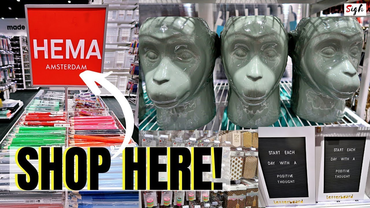 HEMA Amsterdam   What's In Store at #HEMA Netherlands Store in Qatar * i am  SIGH