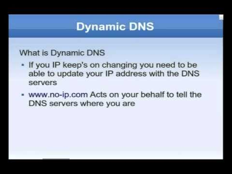 1 what is dynamic dnsa is