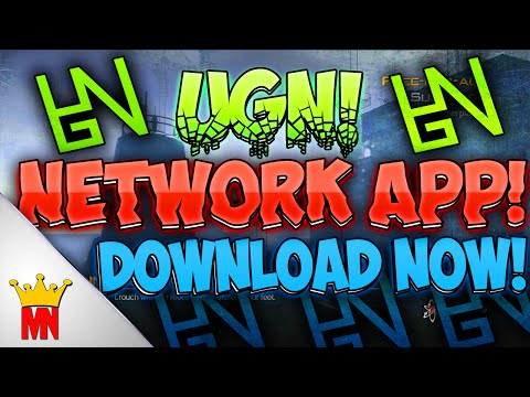 NEW Partnership Gaming App! UGN Network Download Now!