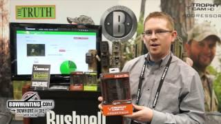 Bushnell Trophy Cam HD Aggressor ATA Show 2015