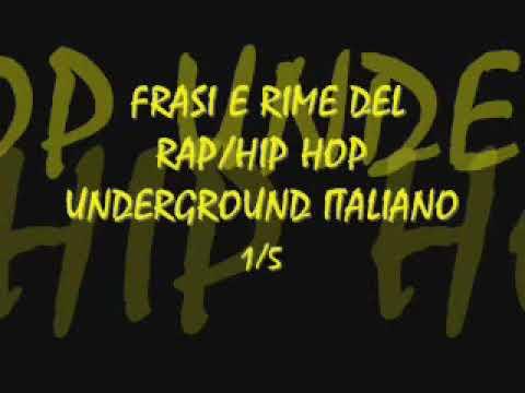 belle frasi hip hop