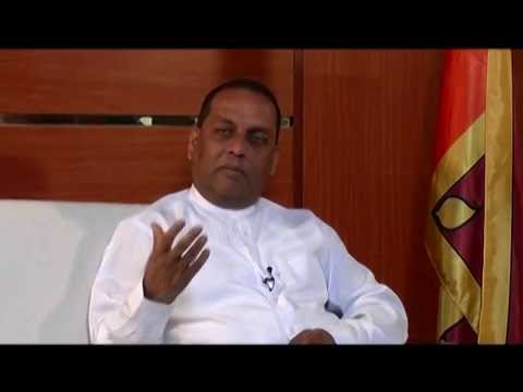 Hon. Mahinda amaraweera - special statement