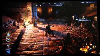 Dragon Age  Inquisition Leaked Gameplay Part 2 (30 Mins)