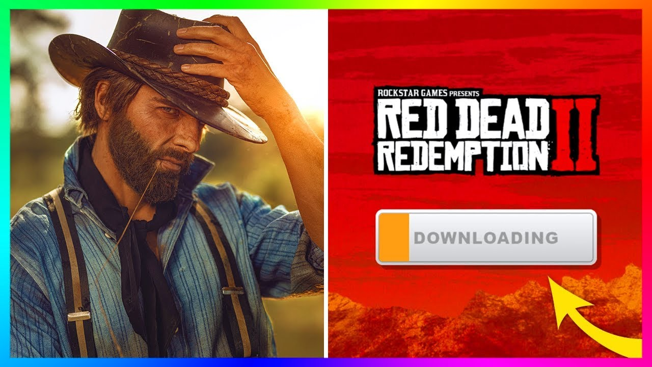 How To Download Install Red Dead Redemption 2 Early Release