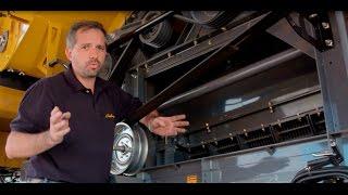 Cosechadora Challenger Serie 500C Video de Producto (corto)