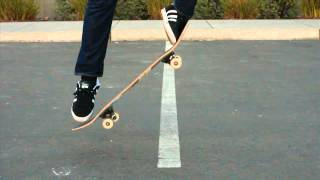 OLLIE SNAPS SKATE SUPPORT!