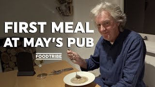 James May hosts the first evening at his new pub