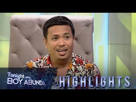 TWBA: Eric shares experience as host and basitter on The Kids Choice