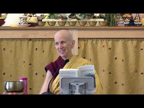 03 Good Karma: Karma and Its Effects 05-30-21