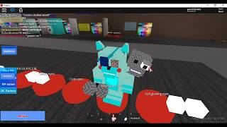 ROBLOX FNAF Roleplay|Animatronic World|Trying The OC Factory!!