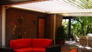 Equinox Louvered Patio Cover- Www.alumawoodfactorydirect.net