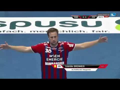 Alpla HC Hard - Aon Fivers Austrian Super Cup 26.08.2017.