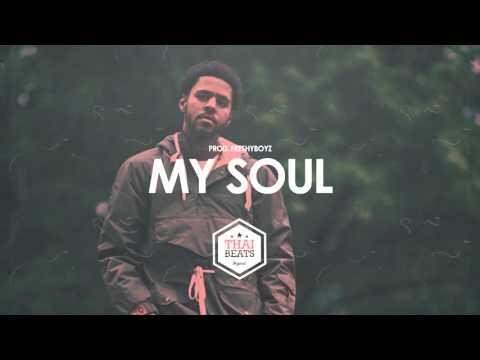 My Soul - Old School Rap Beat Instrumental 2017 (J Cole Type)