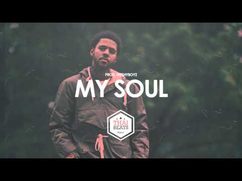 My Soul - Old School Rap Beat Instrumental 2018 (J Cole Type)