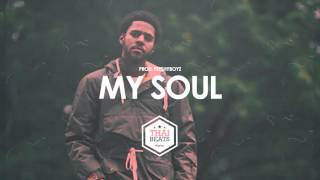 My Soul - Old School Rap Beat Instrumental 2016 (J Cole Type)