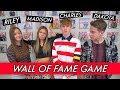Riley, Madison, Charles and Dakota - Wall of Fame