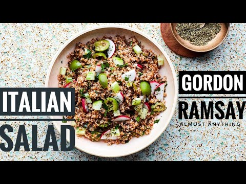 Italian Recipes By Gordon Ramsay - Almost Anything