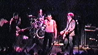 Dropkick Murphys live at RKCNDY, Seattle, WA, 10.06.98