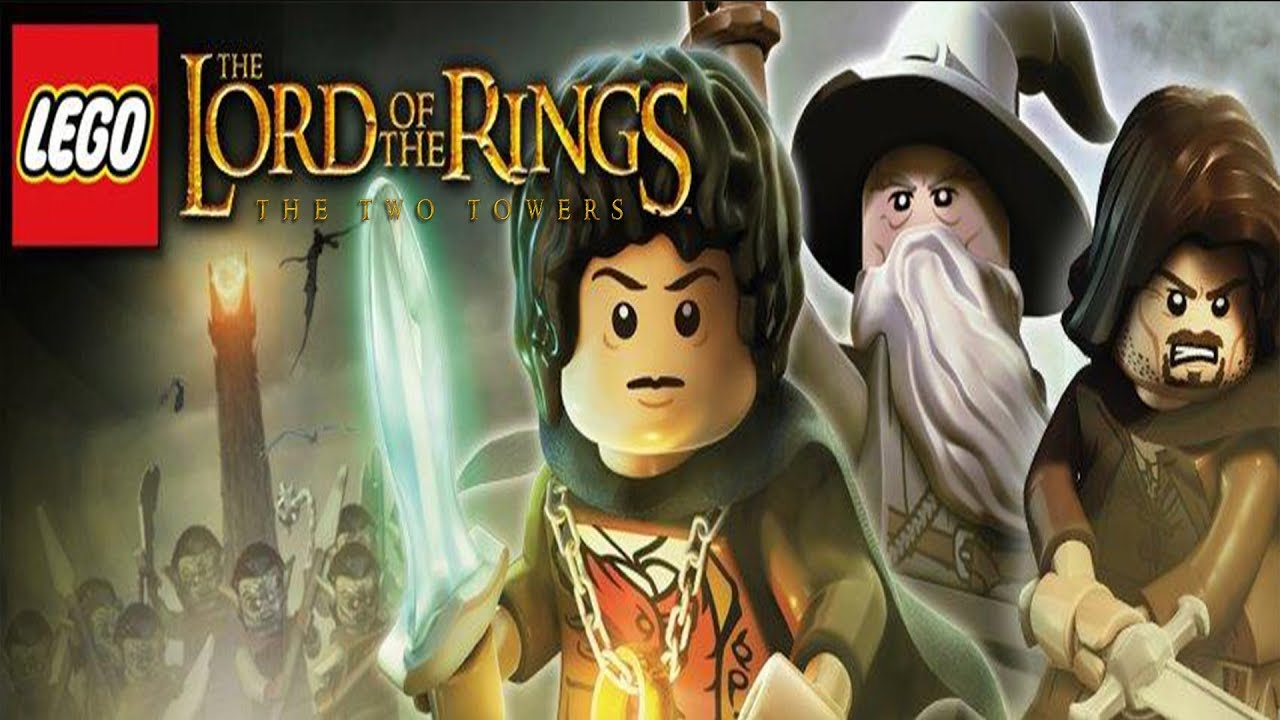 Download LEGO The Lord of the Rings - The Two Towers (Full Movie) HD