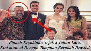 Pindah Agama Islam Ke Kristen, Aktor Ini Muncul Dengan Penampilan Berubah Total, Ada Yang Kenal??!!