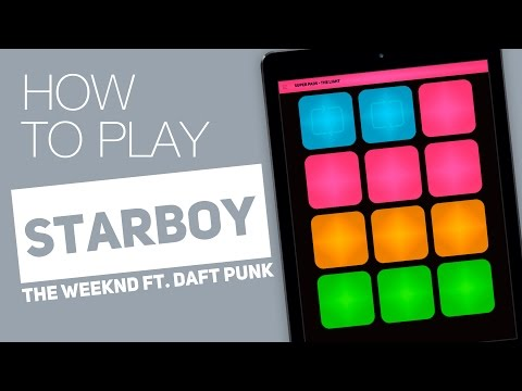 How to play: STARBOY (The Weeknd ft. Daft...