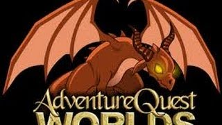 Roblox-AQW the best way to level up!