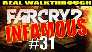 Far Cry 2 Walkthrough Infamous Difficulty - Part 31 - Southwest Underground Mission