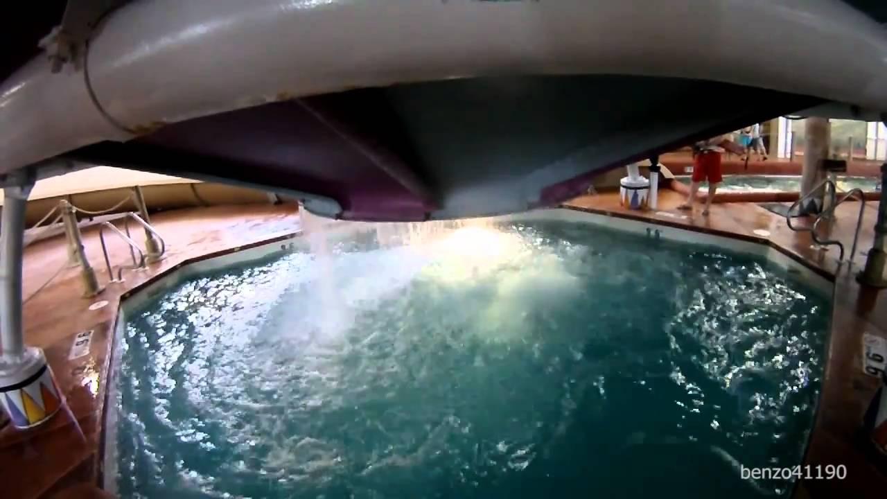 Kalahari Toilet Bowl Body Slide Pov Youtube