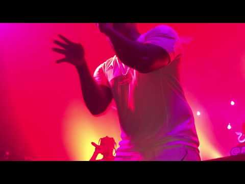 A$AP Ferg - Back Hurt (Live at the Hangar of Red Bull Sound Select's 3 Days in Miami on 9/1/2016)