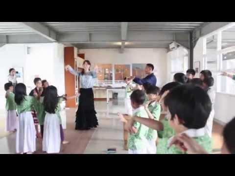 The Art of Flamenco at Green Montessori School Jakarta