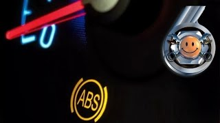 Загорелась лампочка abs. Ошибки abs Toyota.