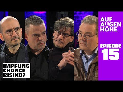 Impfung - Chance - Risiko ? mit Mark Benecke, Dirk Sattelmaier, Hans Tolzin und Stefan Dellwo
