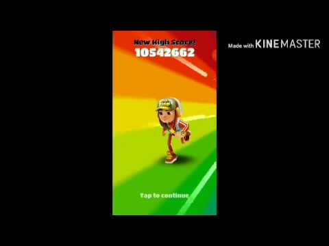 How To Go To Diamond In 1 Minute In Subway Surfers.