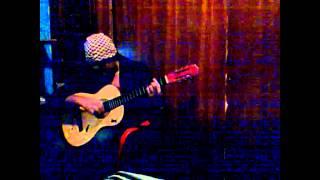 habibi wenta b3eed - Guitar Cover