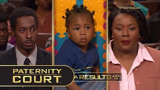 Halloween Hook-up at a Haunted House (Full Episode) | Paternity Court