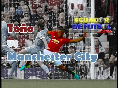 Antonio Valencia Vs Manchester City | Home | Individual Highlights 26-10-2016