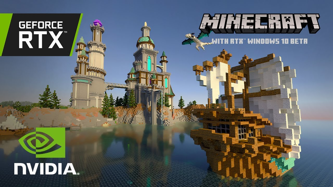 Minecraft with RTX Beta | Official Worlds Tour