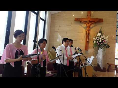VoGM music & vocal - Agnus Dei J.A Korman