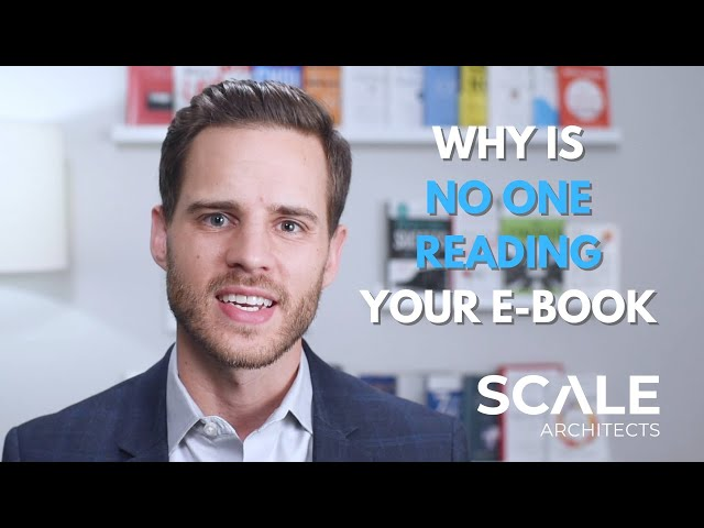 Why is no one reading your ebook