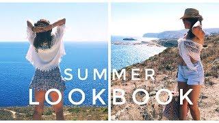 SUMMER/VACATION LOOKBOOK 2017 ☀️🌴