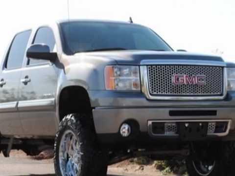 2009 Gmc Sierra 1500 Denali Truck Scottsdale Az