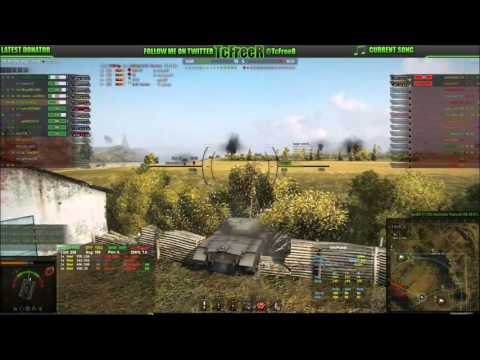TcFreer[ENG[(EU) - World of Tanks -T20 Review