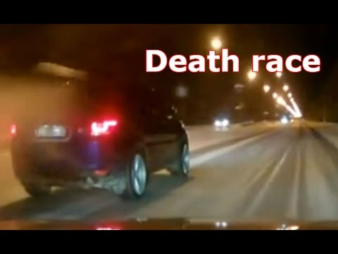 Range Rover Sport accident at 130 mph