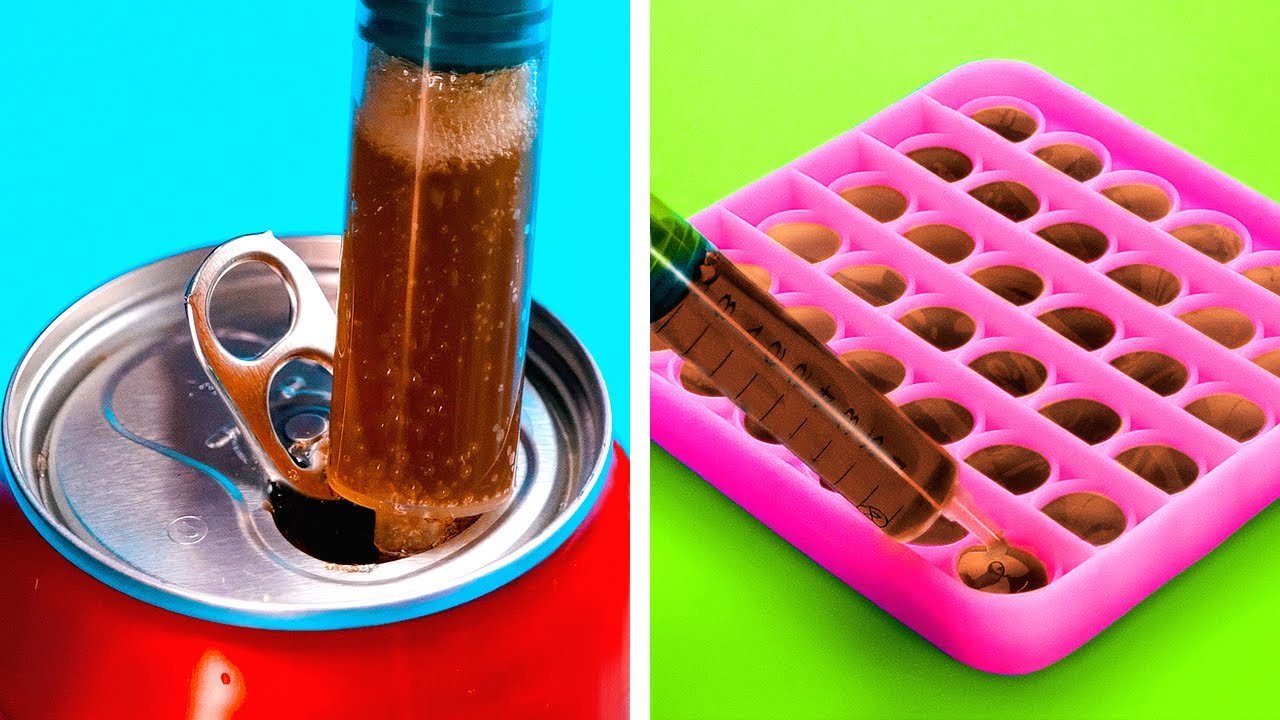 Cool And Funny POP IT Ideas And DIY Crafts To Do When You Are Bored